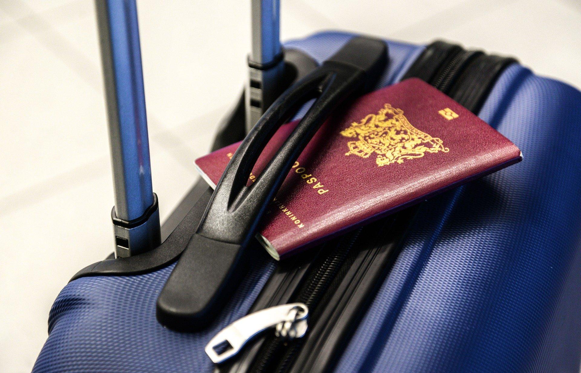 Reiseverhalten der Deutschen Website